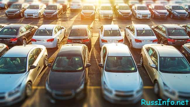 Цены на автомобили в 2021 году