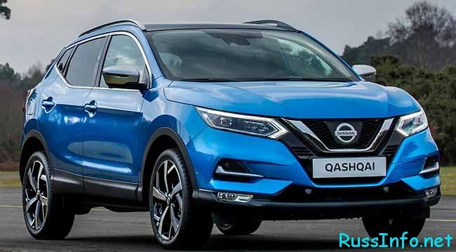 Nissan Qashqai в новой комплектации
