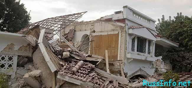землетрясения в Казахстане в декабре 2020