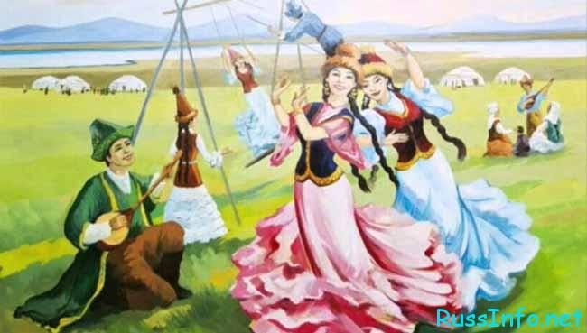 Как отмечают праздники в Казахстане?