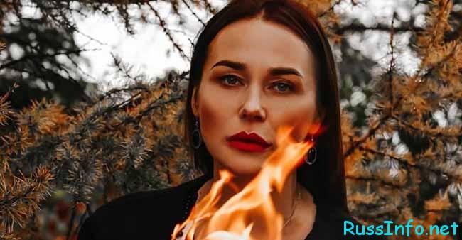 Фото Ведьмы Ольги