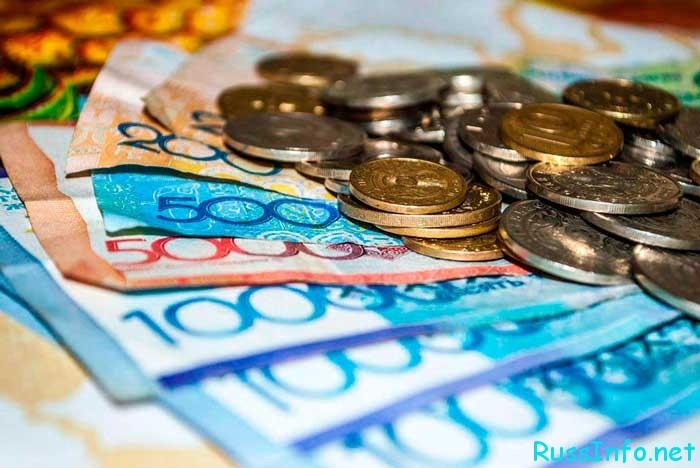 Средняя зарплата в Казахстане в 2021 году