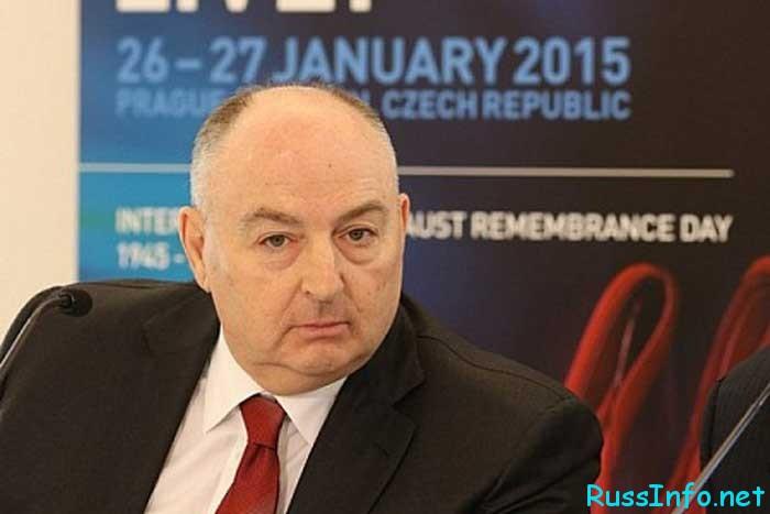 Вячеслав Моше Кантор поддерживает убеждённость Владимира Путина в общем долге всех стран в сохранении памяти Холокоста