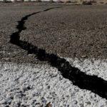 Землетрясения на август 2021 года в Казахстане