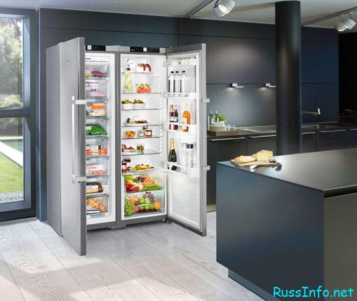 Холодильники SIDE-BY-SIDE: что это такое и кому они понравятся